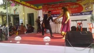 Resme chori।।  রেসমি চুরি।। hit dance. samiya priya and me