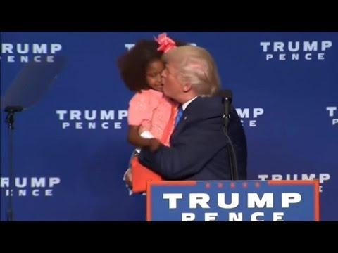 Xxx Mp4 Little Girl Avoids Trump Kiss VIDEO 3gp Sex