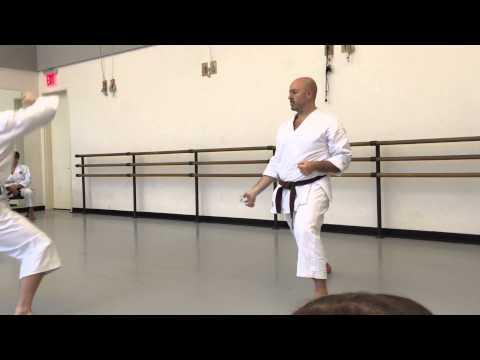 JKA 1st Dan Black Belt Exam Kata