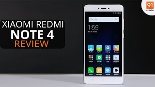 Xiaomi Redmi Note 4 Review: Should you buy it in India?