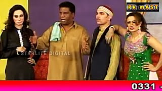 Tann Mann Pyassa New Pakistani Stage Drama Full Comedy Show 2015