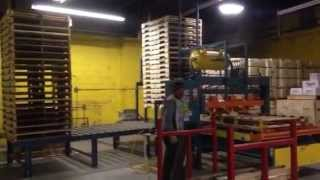 Petro Pallet - How Pallets Are Made