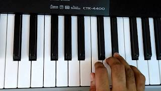 Sairat Jhala Ji on Keyboard/Piano/Harmonium Instrumental