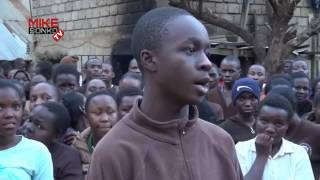 Sonko Rescue Team Visits St  Charles Mutego{#MikeSonkoTV}