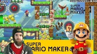 Some of the BEST* Levels Around | SUPER EXPERT NO SKIP [#01] - Super Mario Maker