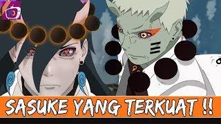 ERA BORUTO SASUKE LEBIH KUAT ! Bukti Naruto Lebih Lemah Dari sasuke Era Boruto