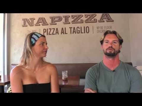 NaPizza Roman Style Pizza (Pizza al Taglio) San Deigo, California