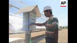 Iran looks at solar energy as an alternative source to crude oil