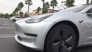 Tesla Model 3 Sighting