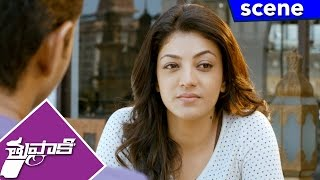 Vijay Plans Suicide Attack On Sleeper Cells Head - Kajal Emotional Scene - Thuppakki Movie Scenes