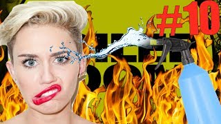 images PEOPLE OF BOILER ROOM 10 MILEY CYRUS WATER SPRAY CROWD ON FIRE