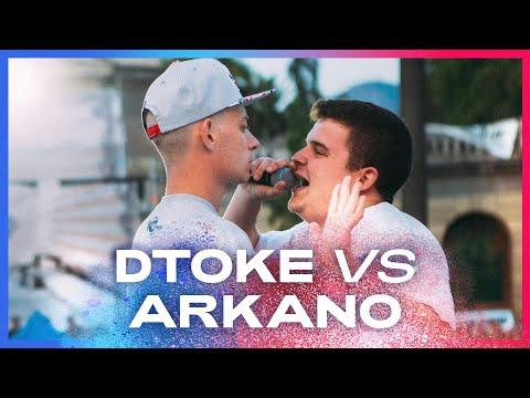 Red Bull Batalla de los Gallos Cuartos Arkano vs Dtoke Final Internacional 2015