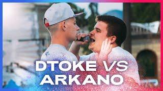 Red Bull Batalla de los Gallos - Cuartos: Arkano vs Dtoke - Final Internacional 2015