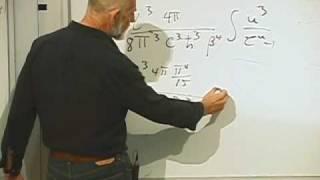 Lecture 7 | Modern Physics: Statistical Mechanics