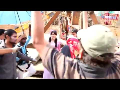 Anegan - Making Video   Dhanush, Amyra Dastur, K.V. Anand, Harris