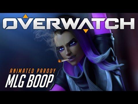 Overwatch Animated Short   MLG Boop
