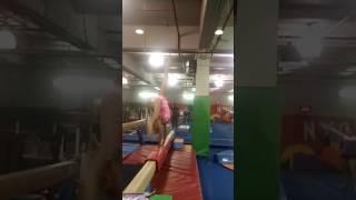 Shayla gymnastics nyc elite