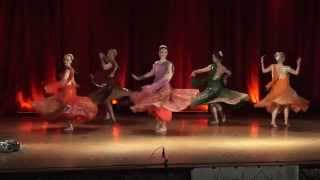 Ghagra dance by Mohini Dance Group