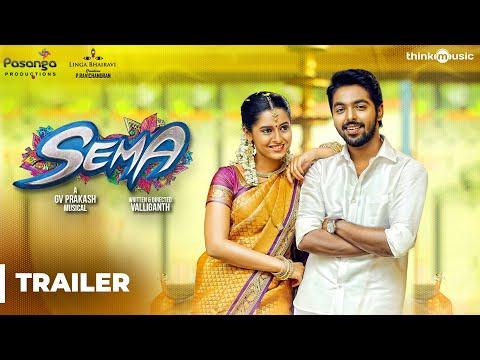 Xxx Mp4 Sema Official Trailer 2 G V Prakash Kumar Arthana Binu Valliganth Pandiraj 3gp Sex