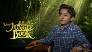 International IMAX Featurette - Disney's The Jungle Book- Mowgli's Story