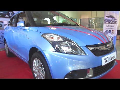 #Cars@Dinos: Maruti Suzuki Swift Dzire 2015 Interior Exterior Walkthrough (price, mileage, etc.)