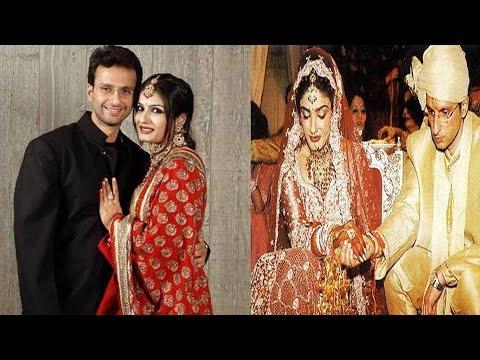 Raveena Tandon Wedding Album | View Exclusive Pics