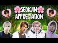 a video to make you fall in love with Kim Seokjin