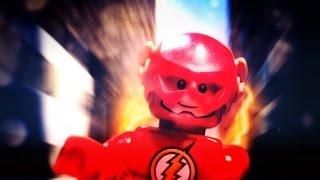 Lego The Flash vs The Reverse Flash