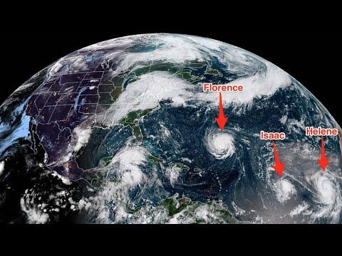 ¿Cómo se escogen los nombres de los huracanes?