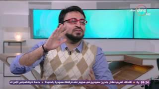 """8 الصبح - حوار رائع مع """"المعلم الإذاعي أحمد يونس"""" وحديث حول روايته الجديد وفقرة الرعب"""