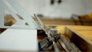 Workbench/Table Saw built - part 4 - Tilt Mechanism