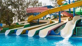 Dreamland Aqua Park - Mighty Go Round Waterslide Onride POV