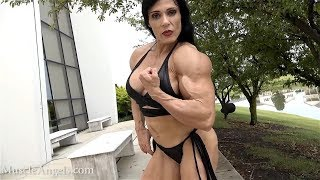 Muscle Angels female muscle!