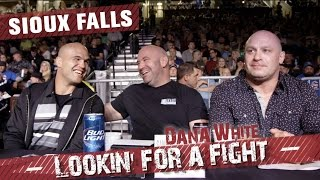 Dana White: Lookin' for a Fight – Season 1 Ep.6