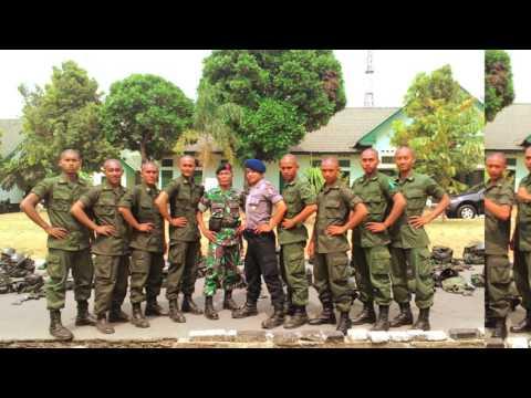 Kenangan bersama Taruna Akademi Militer dan Taruna AKademi Kepolisian tahun 2016 by Bripda Sholeh