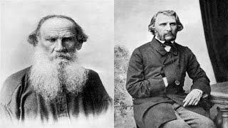 Dünya Edebiyatının İki Dev İsmi Tolstoy ve Turgenyev Arasında 17 Yıl Süren Kavga ( Sesli Anlatım )