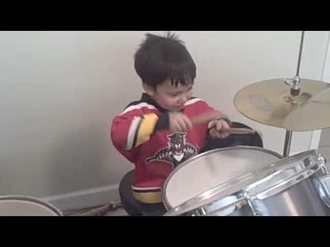 JJ plays a Steve Jordan groove