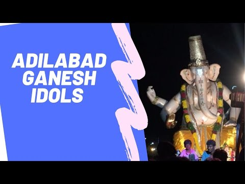Xxx Mp4 Adilabad Ganesh Idols 2017 3gp Sex