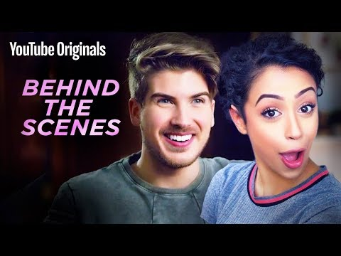 Behind the Scenes with Joey Graceffa Escape the Night S2 Ep 12