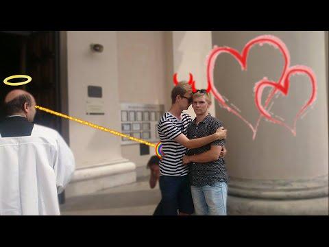 Zrobisz zdjęcie parze gejów ft. Gimper&Izak