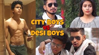 City Boys vs Desi Boys - Chu Chu Ke Funs