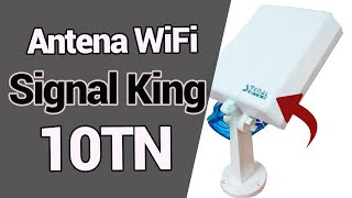 Antena WiFi USB Signal King SK10TN  largo alcance