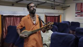 Nitya Gopal, a mystical Bengali Baul near Kolkata!