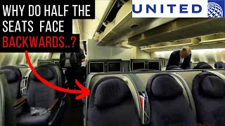 Review: INSANE 8-across Business Class on United
