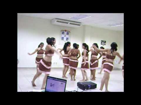 baile de misquitas pescadores y sirena grupo de danza de la uca