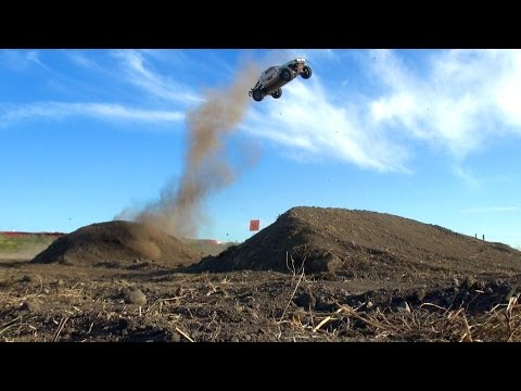 Xxx Mp4 RC ADVENTURES Launching A Losi 5T 4x4 Radio Controlled Gas Powered Truck 3gp Sex