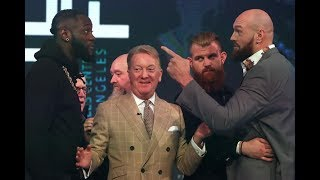Tyson Fury Vs Deontay Wilder Is FINALLY HAPPENING, What Does It Really Mean?