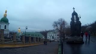 Kiev-Pechersk Lavra Monastery, in Kiev, Ukraine (Story of Arabic Tourist)