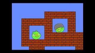 angri birds en mario bros.wmv