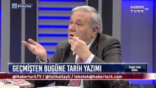 Teke Tek Özel - Türklerin Muhteşem Yılları (İlber Ortaylı) 30 Nisan 2017